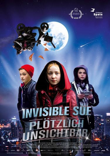 Invible Sue - Plötzlich unsichtbar